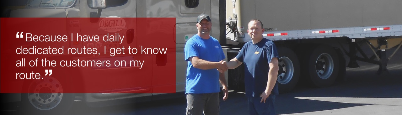 Because I Have Daily Dedicated Routes, I Get to Know All of the Customers On My Route | Now Hiring CDL Truck Drivers