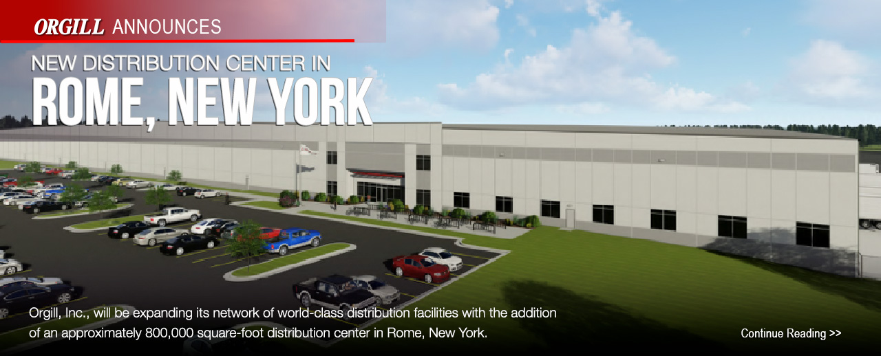 Orgill, Inc. Announces Plans to Grow Distribution Network With the Addition of New York Facility